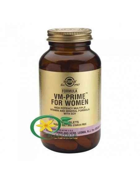 Formula VM Prime for Women 90 tb Solgar