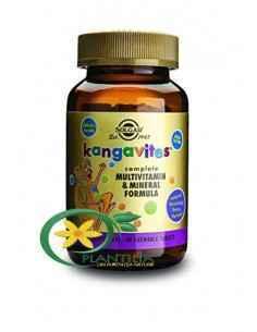Kangavites Multivitamine si Minerale 60 cpr Solgar