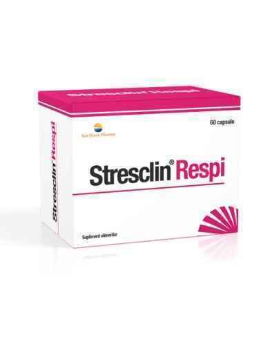 STRESCLIN RESPI 60 capsule Sun Wave Pharma