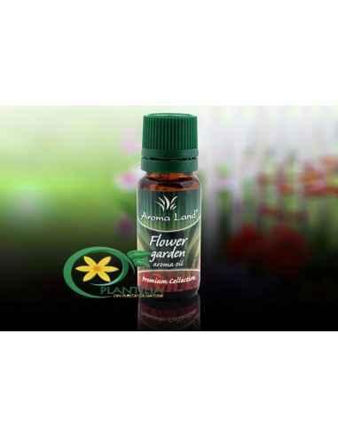 Ulei ParfumatFlower Garden 10ml Aroma Land Folosirea uleiului parfumatFlower Garden creează în căminul dumneavoastră o a