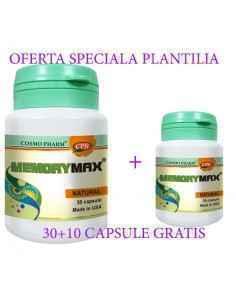 MEMORY MAX 30+10 capsule gratis Cosmo Pharm