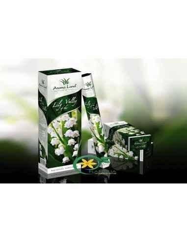 Bete parfumate Lily of the Valley Aroma Land  Bețișoarele parfumate Lily of the Valley vă ajută să transformați orice înc