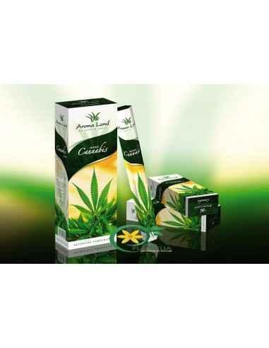 Bete parfumateCannabis Aroma Land  Bețișoarele parfumate Cannabis sunt ideale pentru a crea o atmosferă relaxantă în ori