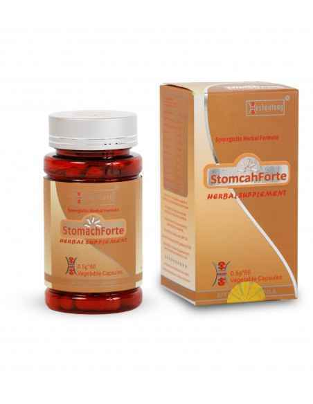 Stomach Forte 60 cps Darmaplant