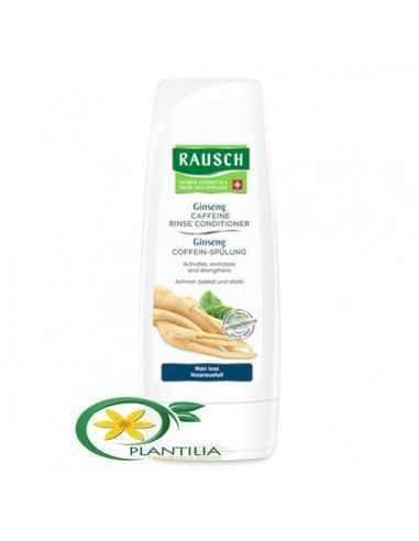 Balsam Impotriva Caderii Parului Rausch,     Balsam Impotriva Caderii Parului cu Ginseng si Cafeina 200ml Rausch  În cazul căder
