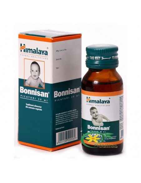 Bonnisan Picaturi Anticolici 30ml Himalaya