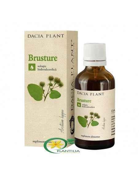 Tinctura Brusture 50ml Dacia Plant
