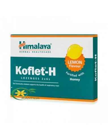 Koflet cuLamaie 12cpr Himalaya Koflet-H cuLamaie 12 cpr Himalaya este un suplimentar alimentar pentru combaterea durerilor in