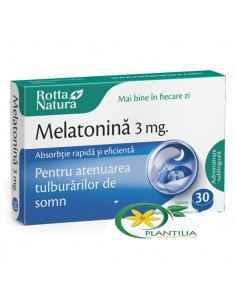 Melatonina 3mg 30 cps Rotta Natura