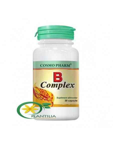B Complex 30cps Cosmo Pharm