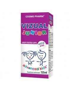 Sirop Vizual Junior 125ml CosmoPharm