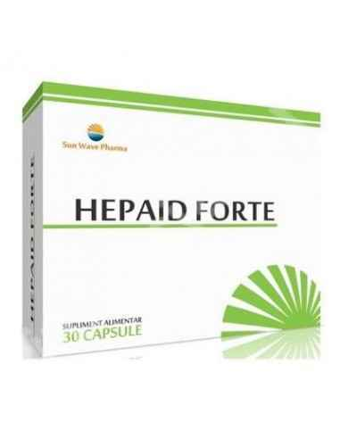 Hepaid Forte 30 cps Sun Wave Pharma