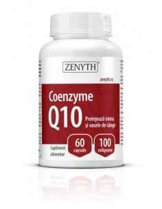 Coenzyme Q10 60cps - Zenyth