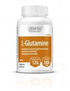 L-Glutamine 120gr - Zenyth