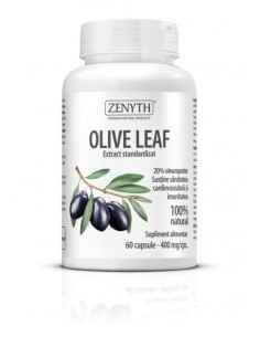 Olive Leaf Extract 60cps - Zenyth