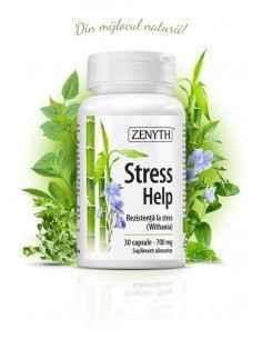 Stress Help 30cps - Zenyth