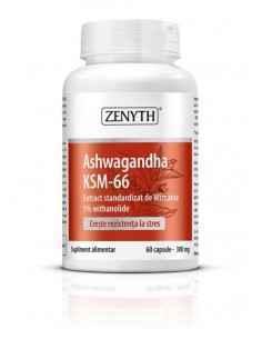 Ashwagandha KSM-66 60cps - Zenyth