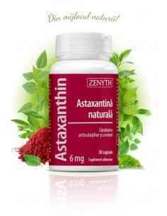 Astaxanthin 30cps - Zenyth