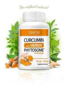 Curcumin with Meriva 60cps - Zenyth