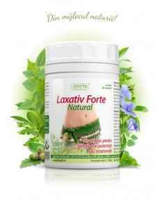 Laxativ Forte Natural 100 g - Zenyth