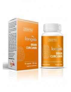 Longvida Brain Curcumin 30cps - Zenyth