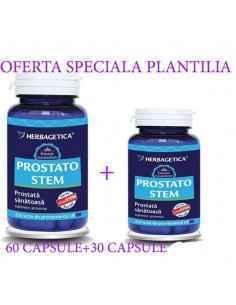 ProstatoStem 60+30 capsule CADOU Herbagetica