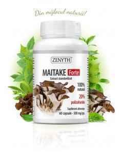 Maitake Forte 60cps - Zenyth
