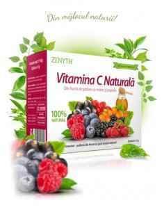 Vitamina C Naturala 28 plicuri - Zenyth