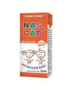 ADVANCED KIDS SIROP NAS&GAT 125ML - Cosmopharm