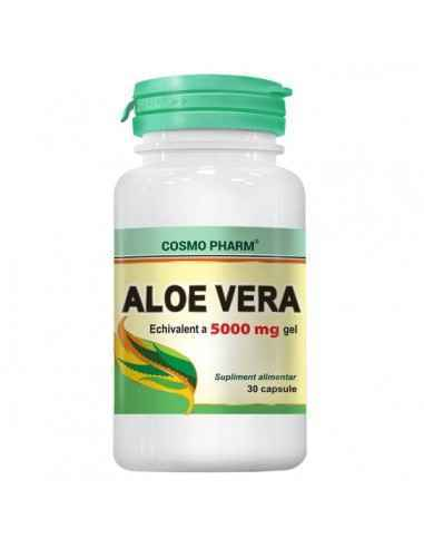 ALOE VERA 30CPS - Cosmopharm