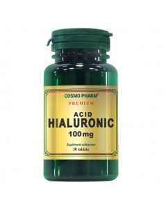ACID HIALURONIC 30CPR - Cosmopharm