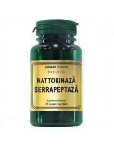 NATTOKINAZA SERRAPEPTAZA 30CPS - Cosmopharm