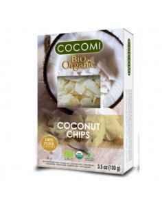COCOMI CHIPS DE COCOS RAW (BIO) 100GR - My Bio Natur