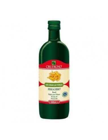 CRUDIGNO ULEI PENTRU PRAJIT (BIO) 1L - My Bio Natur Crudigno Ulei pentru Prajit 1L My Bio NaturIngrediente: ulei de floarea soar