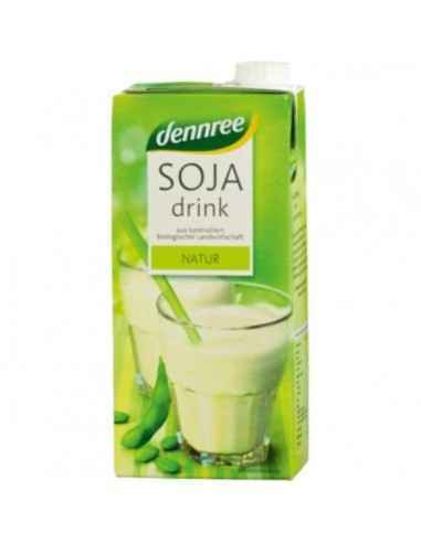 LAPTE (BIO) DE SOIA 1L - My Bio Natur Alternativa la lapte, fara colesterol, fara lactoza, 100% vegetal, fara adaos de zahar, di