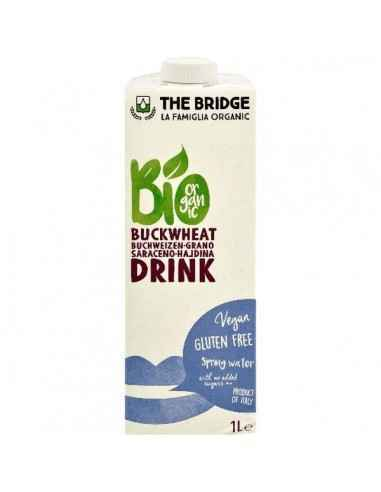 LAPTE (BIO) DIN HRISCA SI OREZ 1L - My Bio Natur Alternativa la lapte, fara colesterol, fara gluten, 100% vegetal, obtinut din c