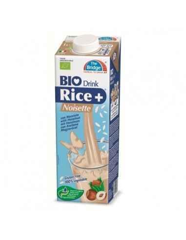 LAPTE (BIO) DIN OREZ CU ALUNE PAD.1L - My Bio Natur Alternativa la lapte, fara gluten, fara colesterol, fara lactoza, fara zahar