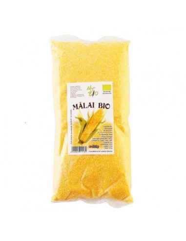 MALAI (BIO) 500GR - My Bio Natur Contine porumb macinat provenit din agricultura ecologica.
