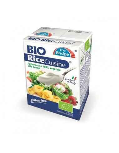 SMANTANA (BIO) DIN OREZ 200ML - My Bio Natur Alternativa vegetala la smantana, fara colesterol, fara lactoza.