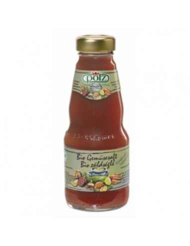 SUC (BIO) DE LEGUME-MIX200ml (POLZ) - My Bio Natur Suc 100% natural de legume. Legumele provin din agricultura ecologica.