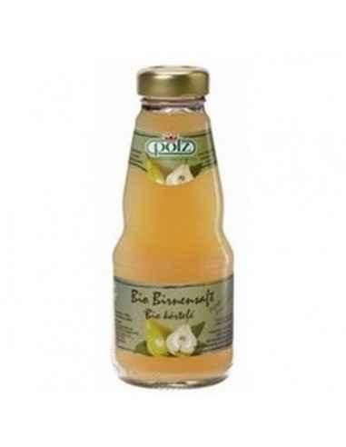SUC (BIO) DE PERE 200ML (POLZ) - My Bio Natur Suc bio de pere, nefiltrat. Continut de legume: 100% - fara adaos de zahar – acid