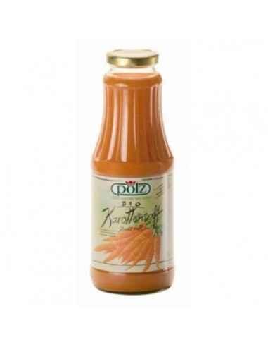 SUC (BIO) DE MORCOVI 1L (POLZ) - My Bio Natur Continut de legume: 100% - fara adaos de zahar si acid lactic fermentat.