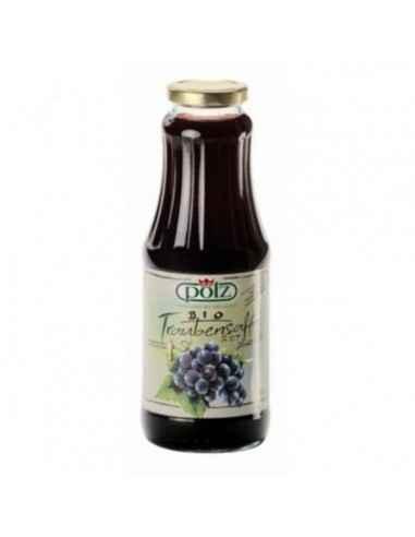 SUC (BIO) DE STRUGURI ROSII 1L (POLZ) - My Bio Natur Continut de fruct: 100% - fara adaos de zahar.