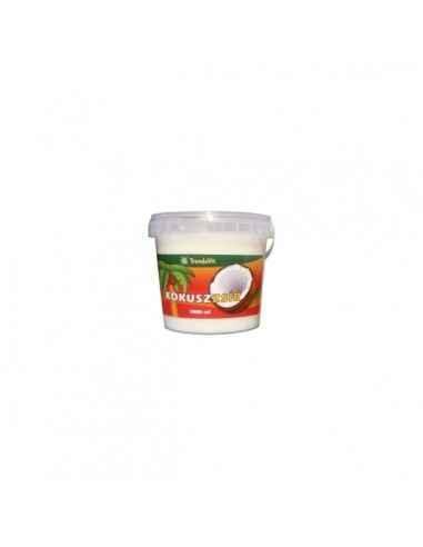 TRENDAVIT UNSOARE DE COCOS 1L - My Bio Natur Uleiul de cocos se poate folosi atat in alimentatie, cat si in cosmetica.