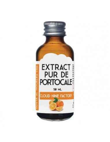 Extract Pur de Portocale 50 ml  Condiment alimentar de cea mai bună calitate, 100% natural, folosit pentru aromatizarea prăjitur