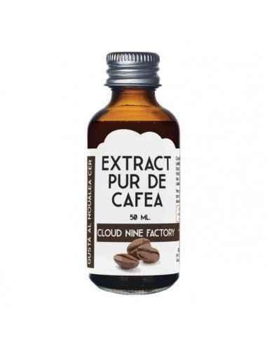 Extract Pur de Cafea 50 ml,   Extract Pur de Cafea 50 ml Condiment alimentar de cea mai bună calitate, folosit pentru aromatizar