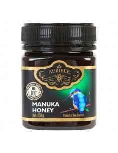 Miere Manuka MG800+ 250GR Auribee, Miere Manuka MG800+ 250GR AuribeeMierea de manuka este mierea creata din extrasul florilor