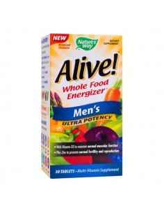 ALIVE MEN'S ULTRA 30CPR - Secom