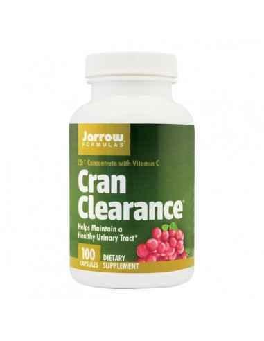 CRAN CLEARANCE 100CPS - Secom, CRAN CLEARANCE 100CPS - Secom Ajuta la mentinerea sanatatii tractului urinar.