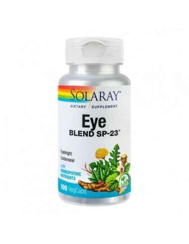 EYE BLEND 100CPS - Secom Formula complexa, fito-homeopata, cu rol in reducerea aparitiei tulburarilor aparatului vizual.
